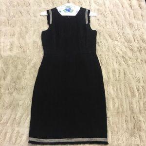 JCrew Textured Sheath Dress